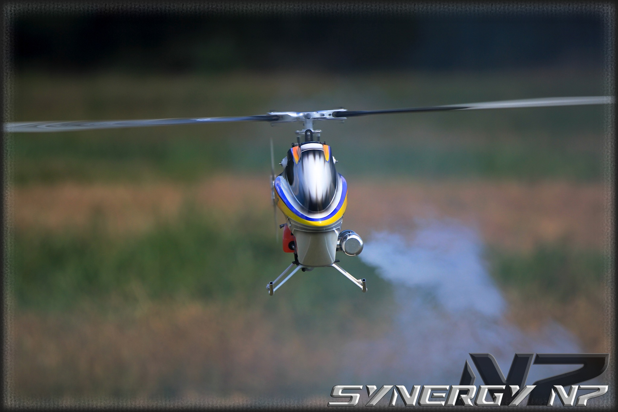 Drive A Tank >> Synergy N7 : Synergy R/C Helicopters – The Official Website